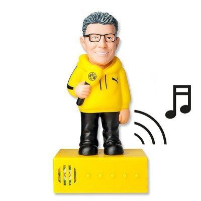 Borussia Dortmund Nobby Dickel Soundfigur
