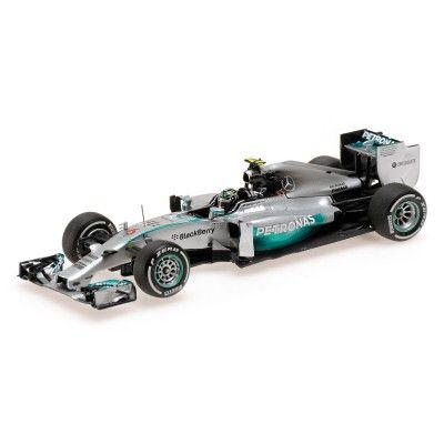 Mercedes AMG Petronas Nico Rosberg GP Australien 2014, 1:43