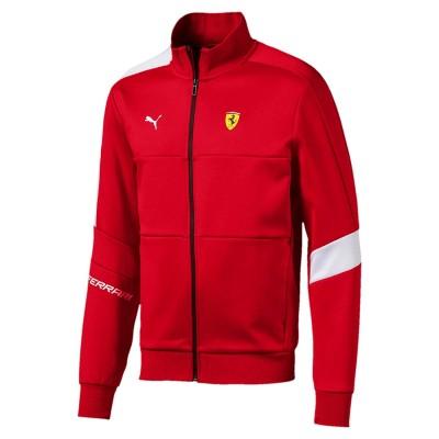 Scuderia Ferrari Puma Sweatjacke