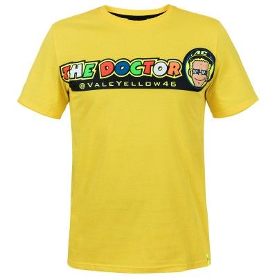 Vr46 Thedoctor T Shirt Cupolino Fanemotion