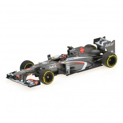 Sauber F1 Showcar 2013, Hülkenberg, 1:43