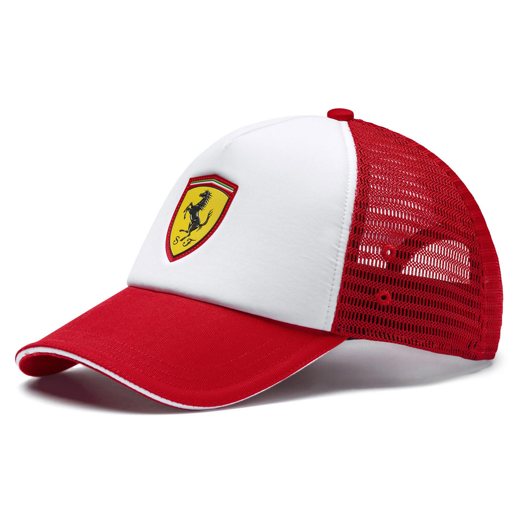 الحسد نحلة مرحبا Puma Ferrari Cap Red Findlocal Drivewayrepair Com