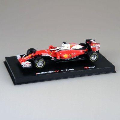Ferrari SF16-H, Sebastian Vettel, 1:43