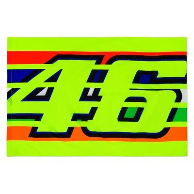 Valentino Rossi Fahne