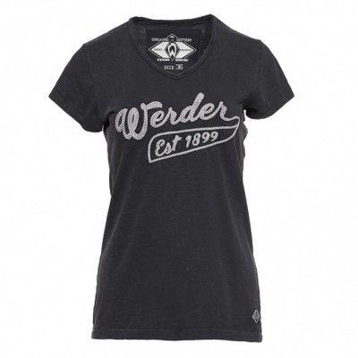 Werder Bremen Damen Vintage T-Shirt