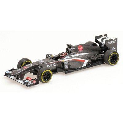 Sauber F1 C32, Hülkenberg 2013, 1:43