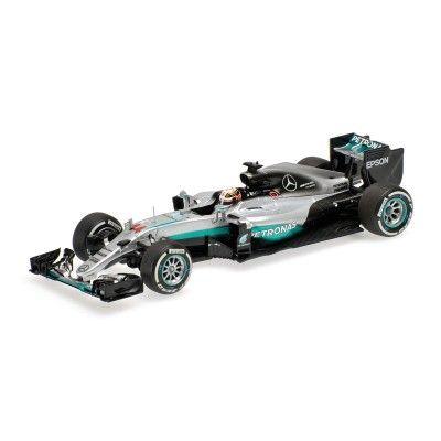 Mercedes AMG Petronas Lewis Hamilton GP Australien 2016, 1:18