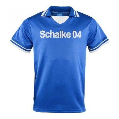 "FC Schalke 04 Retro Shirt ""Fischer"""