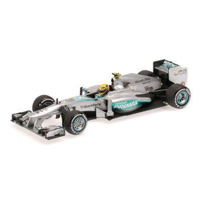 Mercedes AMG Petronas Lewis Hamilton GP Malaysia 2013, 1:43