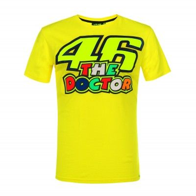 Vr46 Thedoctor T Shirt 46 The Doctor Fanemotion