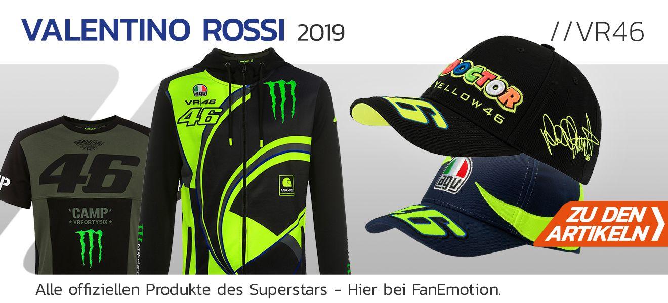 Valentino Rossi vr46 helm aufkleber cap moto gp bekleidung shirt hoodie jacke