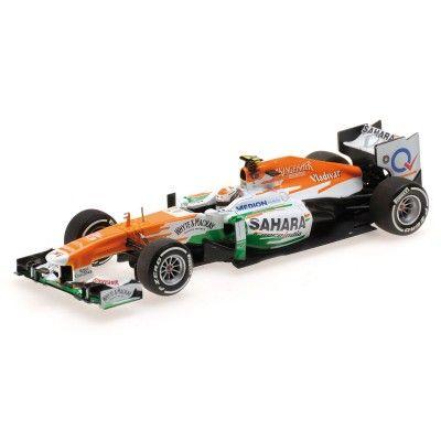 Force India Mercedes VJM06, Adrian Sutil 2013, 1:43