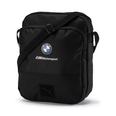 3fc4365af0d6 Black BMW M Motorsport team portable by Puma