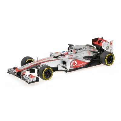 Vodafone McLaren Mercedes, Showcar 2013, Button, 1:18