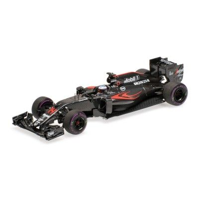 McLaren MP4-31, Alonso, Monaco 2016, 1:43