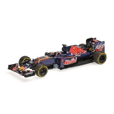 Scuderia Toro Rosso STR11, Verstappen 2016, 1:43