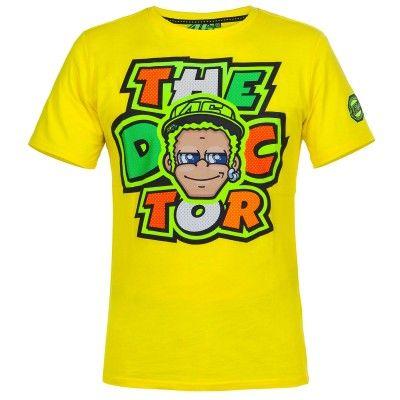 "Valentino Rossi T-Shirt ""Comic Doctor"", 2017"