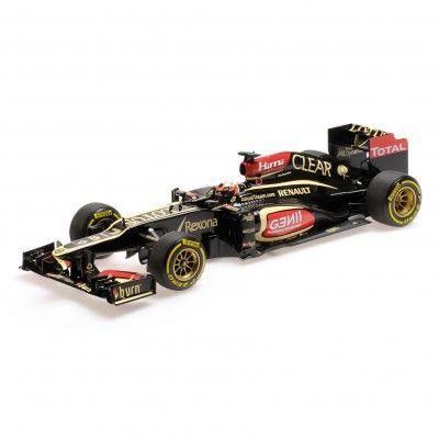 Lotus F1 E21, Räikkönen, 2013, 1:18