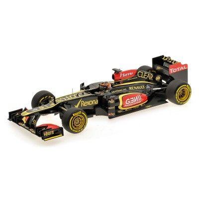 Lotus F1 Showcar 2013, Räikkönen, 1:18