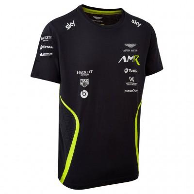 Aston Martin Racing Teamline T Shirt Fanemotion