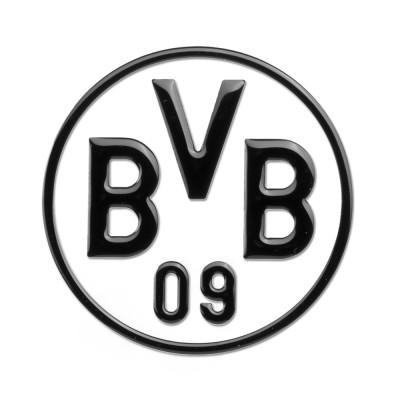 Borussia Dortmund Autoaufkleber Schwarz