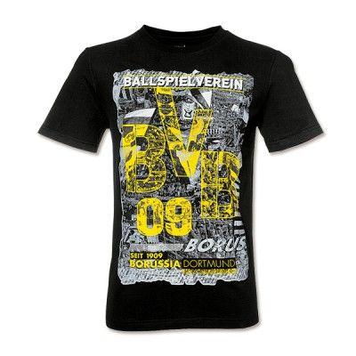 Borussia Dortmund T-Shirt, Ballspielverein