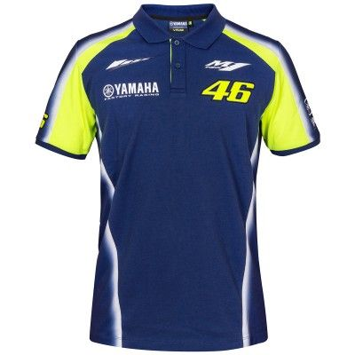 Vr46 Thedoctor Polo Yamaha Fanemotion