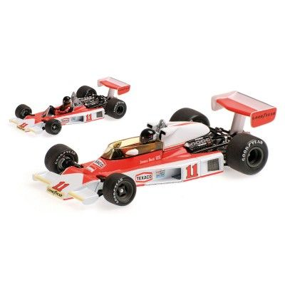 McLaren Ford M23, James Hunt, GP Niederlande 1976, 1:43