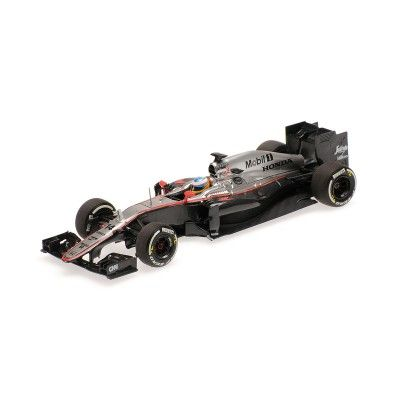McLaren MP4-30, Alonso, China 2015, 1:43