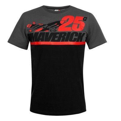 """Maverick Vinales T-Shirt """"Maverick"""""""
